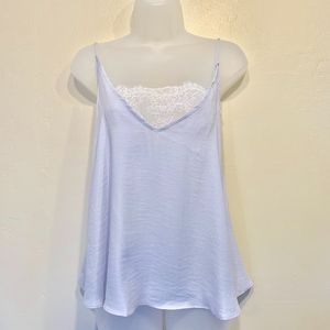Free People Intimately Dust Purple Lace Cami